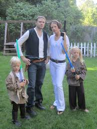 Family Star Wars Halloween Costumes Birthday Party Star Wars U2013 Sara Mason