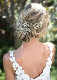 wedding flower hair 250 bridal wedding hairstyles for hair that will inspire