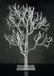 decorative trees for weddings remarkable plain lighted tree home