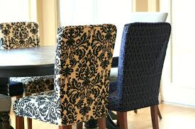slipcovers for dining room chairs pattern protective covers chair