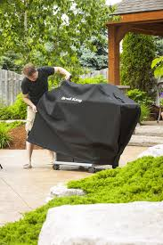 broil king 68491 heavy duty pvc polyester grill cover black ebay