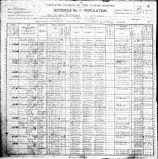 Barnes Dulaney Perkins Surname Index Jefferson County Il 1900 Census