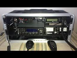 Audio Rack Case My Shack In A Box 4u 19inch Rack Case Youtube