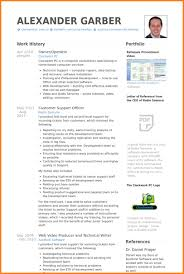 libreoffice resume template 7 libre office resume template topresume templates