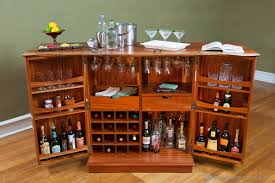 dining room bar furniture small modern wine bar furniture on the wooden floor inside