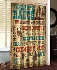 log cabin bathroom ideas welcome to the ranch shower curtain rustic log cabin shower