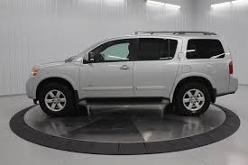 lifted nissan armada silver nissan armada in iowa for sale used cars on buysellsearch