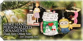 Cheap Christmas Decorations In Calgary by Ornament Shop Hand Personalized Christmas Ornaments