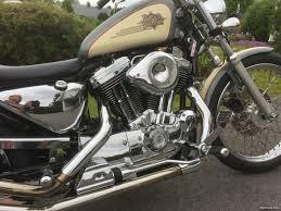 harley davidson sportster xl 1200 c sportster custom 1 200 cm