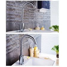 Touch Free Kitchen Faucet New Kitchen Faucet Home Decorating Interior Design Bath