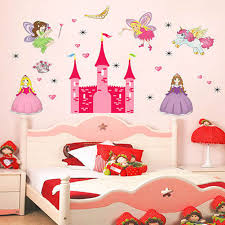 luxury wall stickers for kids home wall ideas princess wall red wall stickers for kids