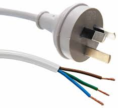 electric plug wire color code wiring diagram components