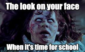 Horror Movie Memes - back to school horror memes wholesale halloween costumes blog