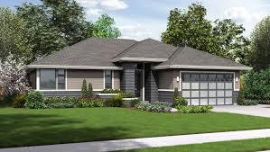 Craftsman Home Designs Home Design Modern Ranch Craftsman House Pavers Building