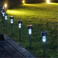 Solar Lights For Ponds by Compare Prices On Solar Driveway Lighting Online Shopping Buy Low