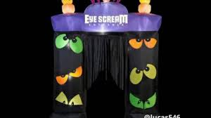 some new 2016 halloween inflatables youtube