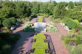 Chicago Botanic Garden Map by Wonderland Express U2013 Spoutbuzz