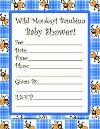 Make Own Cards Free - baby shower invitation cards make your own baby shower invitations
