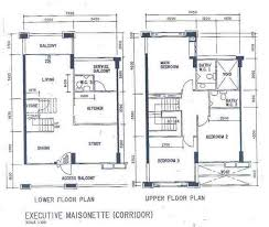 Maisonette Floor Plan | how many types of em layouts are there our em renovation experience