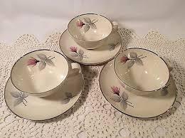 syracuse china bridal syracuse china vintage carefree cup saucer set 2 1 4 cup