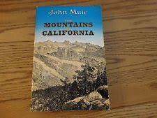 john muir books ebay