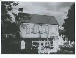 When Was The First House Built The First Church Built In N Z At Russell Then Kororareka Bay Of