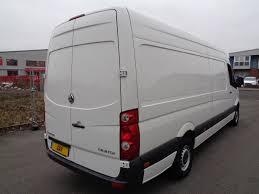 volkswagen van side 2016 16 reg vw crafter cr35 tdi 136 lwb hi roof freezer van
