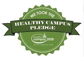 App State Campus Map by Appalachian State University Takes Pledge As Healthy Campus