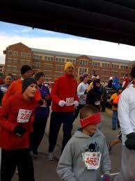 the kansas city track club kctc at sprint thanksgiving day 5k