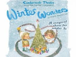 winter wonders a mini musical at cumbernauld theatre cumbernauld