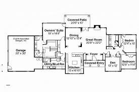 open ranch style floor plans new atrium ranch floor plans floor plan atrium ranch home floor