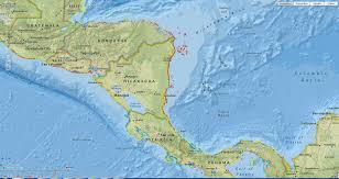 Mesoamerica Map Cathalac Launches Portalgis A Geo Viewer For Mesoamerica And The