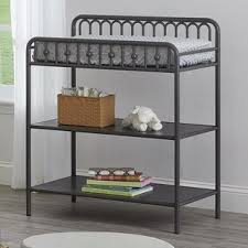 Iron Changing Table Wrought Iron Changing Table Wayfair
