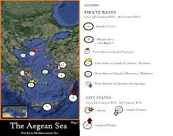 Map Of Ancient Greece City States by Episode 05 U2013 Maps For The Ancient Pirates Of The Aegean Sea
