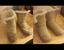 why are ugg boots considered how to clean ugg boots