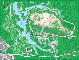 Map Of Tennessee State Parks by Overview Map Stone Mountain Park