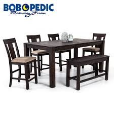 wood dining room tables and chairs dining room sets bob u0027s discount furniture