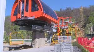 Chair Lift In Gatlinburg Wbir Com Gatlinburg Sky Lift One Step Closer To Reopening