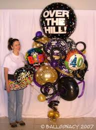 party balloons delivered happy birthday helium balloon a loved one