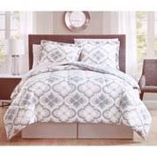 Damask Print Comforter Shop Bedding By Size Burlington