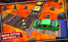 Adventure Time Invitation Card Lava Car Parking Adventure Time Games 3d 2017 Android Apps On