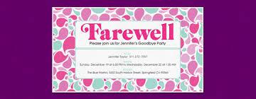 farewell party invitation leaving do invitation templates europe tripsleep co