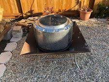 Washing Machine Firepit Washing Machine Drum Pits Chimineas Ebay