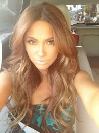 part down the middle hair style hair style ideas love this look wish i could pull off the part
