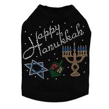 hanukkah shirts hanukkah rhinestone dog tanks t shirts tees
