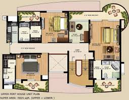 Massage Spa Floor Plans by Omaxe The Forest Spa In Sector 43 Faridabad Price Location Map