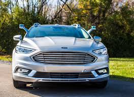 ford u0027s new autonomous fusion looks freakishly normal the verge
