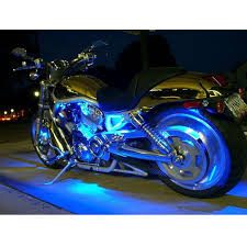 glow lights motorcycle led lights engine glow lighting kits