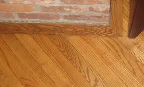 crooked slanted hearth gunstock oak 2 1 4 inch hardwood flooring
