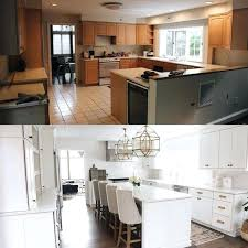 Inexpensive Kitchen Remodeling Ideas by Kitchen Remodel Before And After U2013 Fitbooster Me